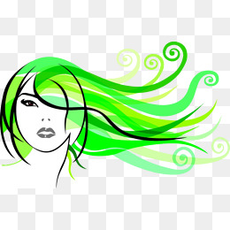 260x260 Flowing Hair Png Images Vectors And Psd Files Free Download
