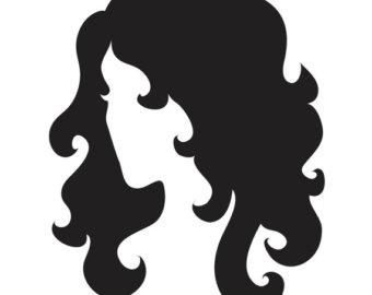 340x270 Flowing Hair Etsy
