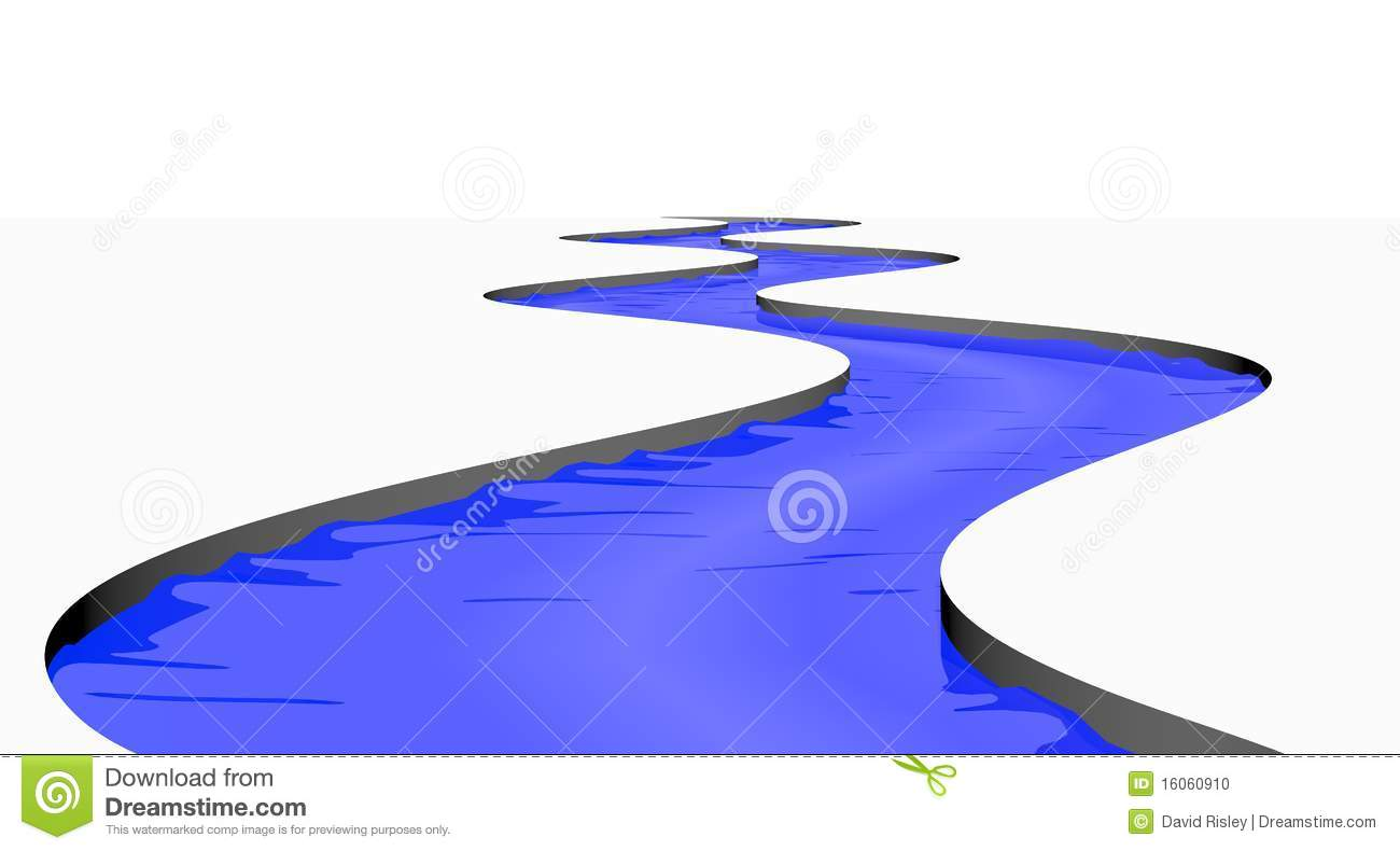 1300x790 Drawing Clipart River