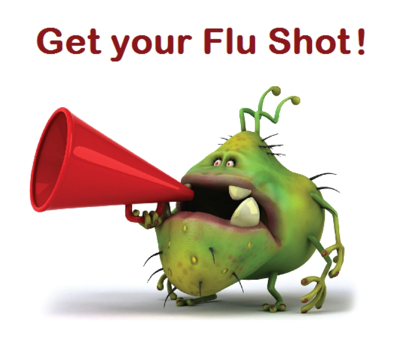 820x698 Sant Kildare Flu Vaccine Clinicfree Download Png Flu Shot Clip Art