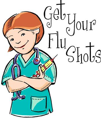350x411 Get Your Flu Shot Clip Art.jpg Clipart Panda
