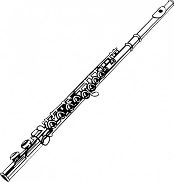 596x626 Flute Clip Art Free Clipart Panda