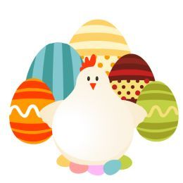 260x260 The Best Easter Clip Art Free Ideas Easter