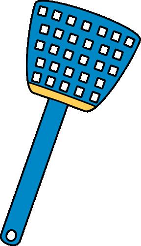 288x500 Fly Swatter Clip Art
