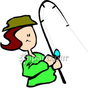 Fly Fishing Clipart
