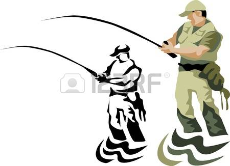 450x326 Fishing Clipart Patience