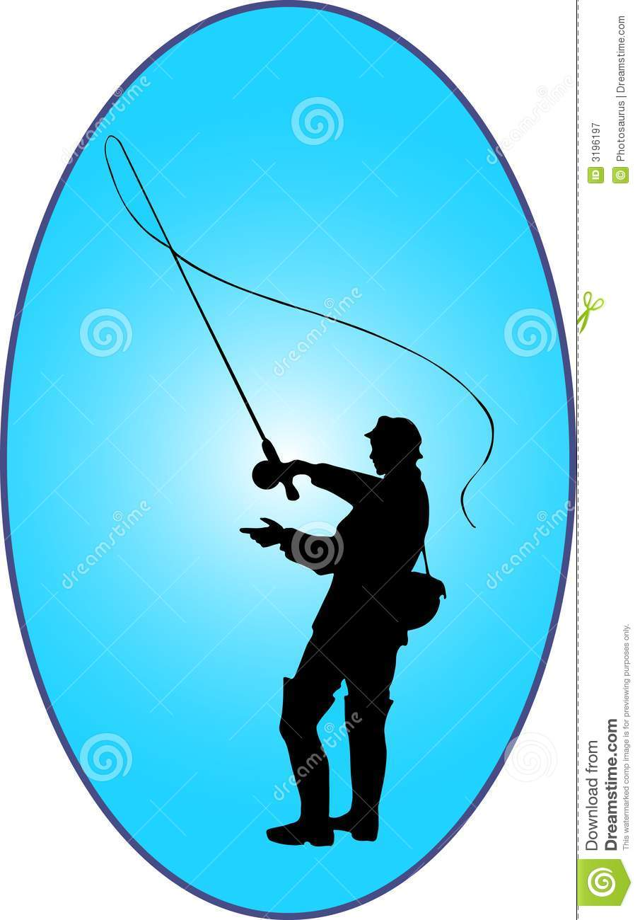 905x1300 Fishing Clipart Fly Fishing