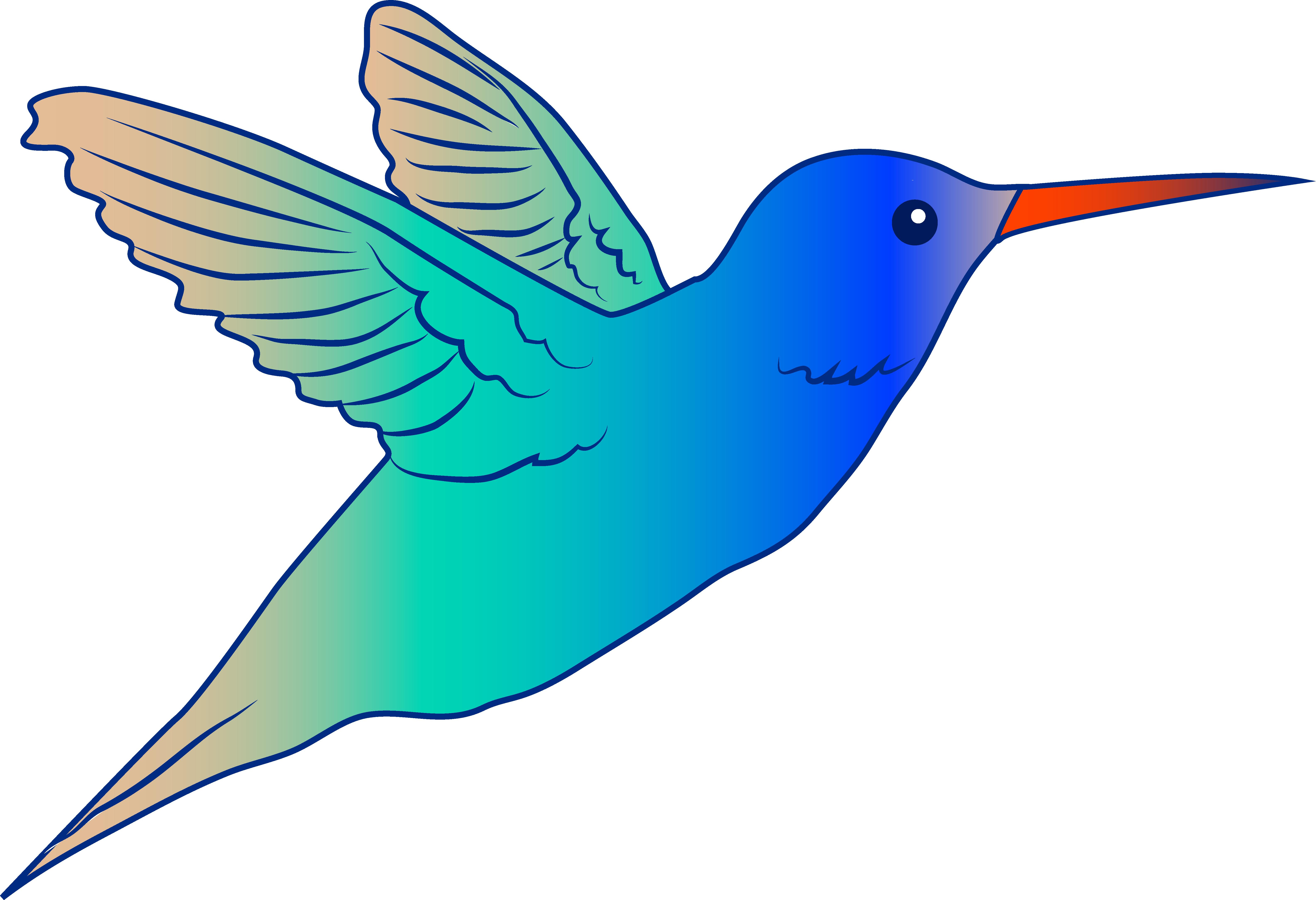 6331x4331 Flying Birds Clipart