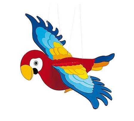 450x406 Parrot Clipart Fly