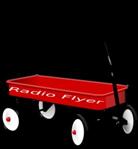276x297 Radio Flyer Clip Art
