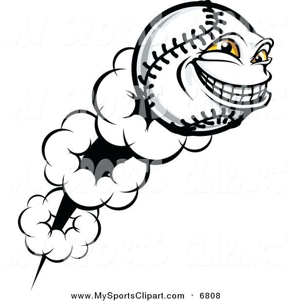 600x620 Clipart Softball Softball Baseball Softball Clipart Free