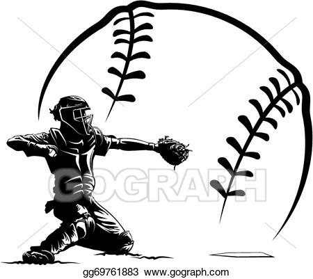 450x401 Baseball Clipart Runner