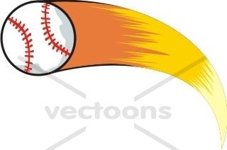 320x212 Baseball Comet Flying