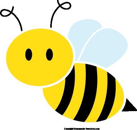 442x420 Bumble Bee Cute Bee Clip Art Love Bees Cartoon Clip Art More Clip