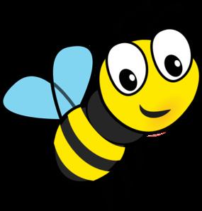 285x298 Bee Clip Art