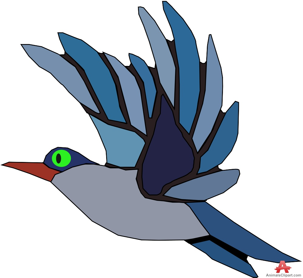 999x915 Blue Bird Fly Clipart Free Clipart Design Download
