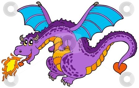 450x286 Dragon Clipart Flying Dragon