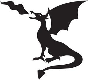 300x271 Best Dragon Clipart