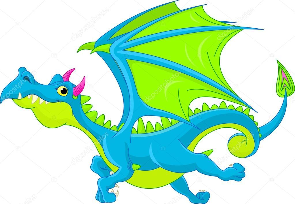 1023x706 Cartoon Flying Dragon Stock Vector Dazdraperma