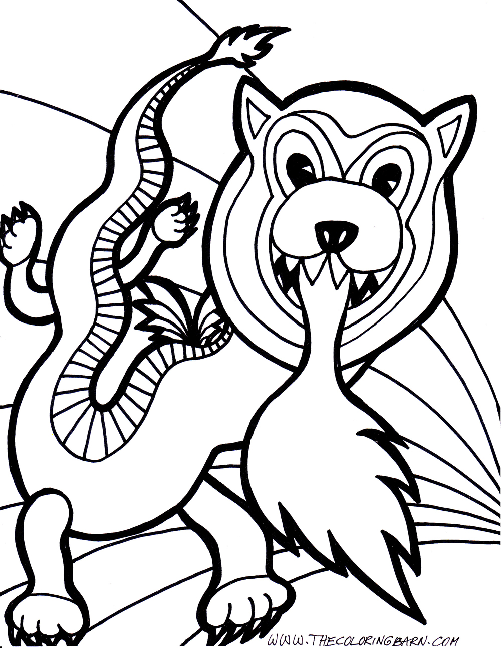 1000x1294 Small Flying Dragon Coloring Pages