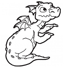 230x230 Top 10 Free Printable Chinese Dragon Coloring Pages Online