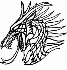 236x247 Angry Dragon Coloring Book Printables Coloring