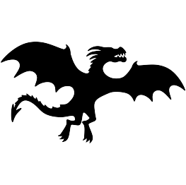 263x262 New Silhouettes Flute, Flying Dragon, And More