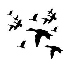 236x209 Bird Silhouette Tattoo Quotes Duck Silhouette Tattoo