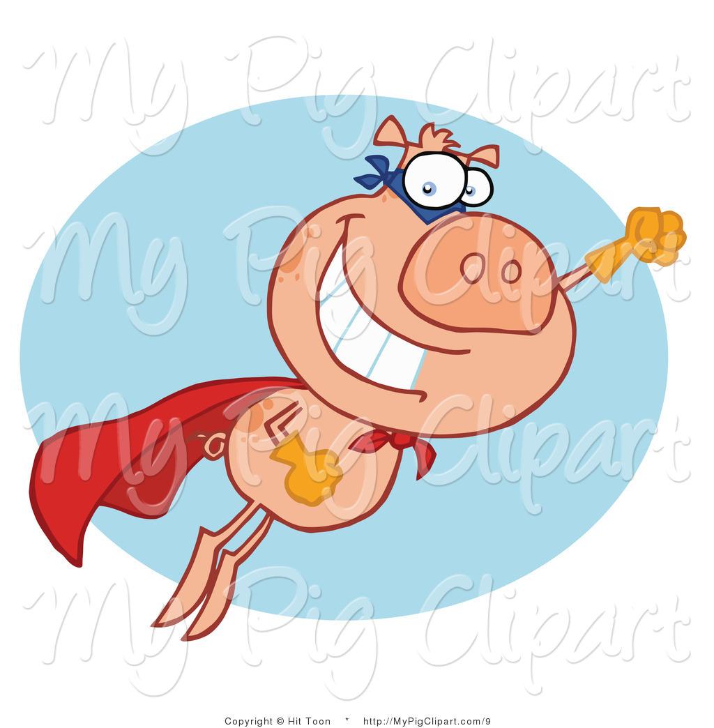 1024x1044 Flying Pig