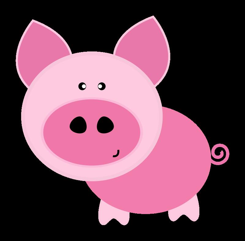 800x787 Pig Cliparts