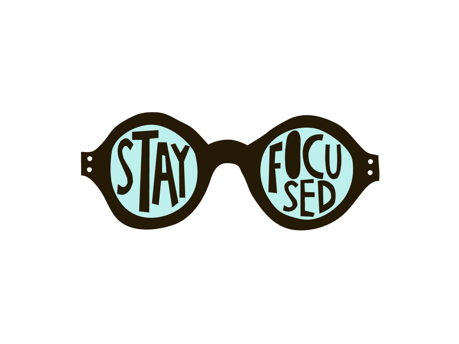 1600x1200 Stay Focused Clip Art Clipart