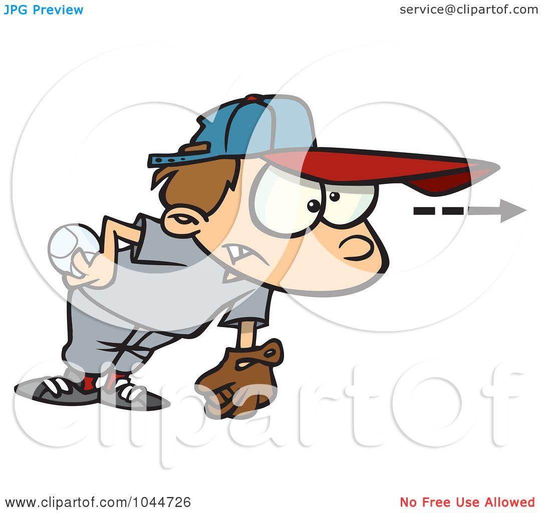 1080x1024 Royalty Free (Rf) Clip Art Illustration Of A Cartoon Focused Boy