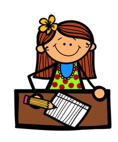 236x284 School Assessment Clipart