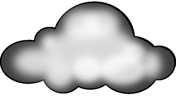 600x332 Fog Clipart Grey Cloud