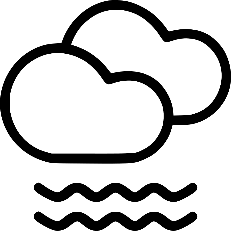 980x982 Cloud Clouds Mist Fog Frost Foggy Svg Png Icon Free Download