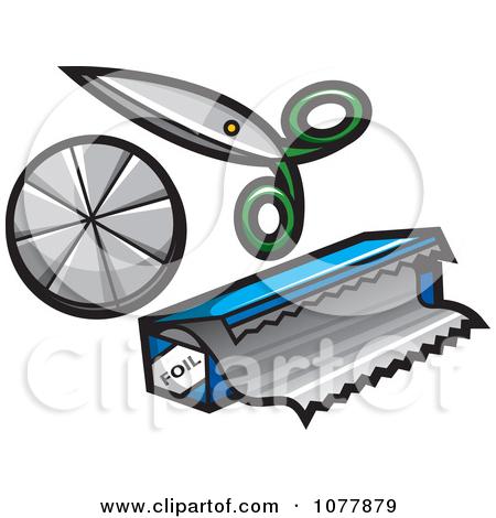 450x470 Foil Clipart