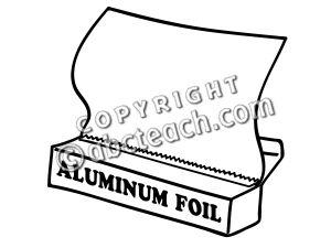 300x225 Aluminium Foil Clip Art