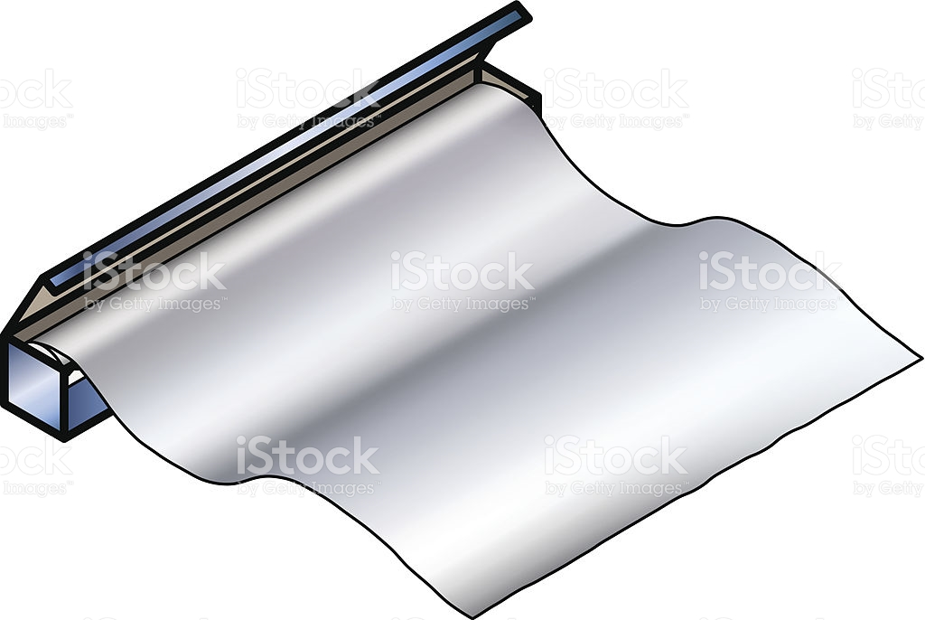 1024x686 Aluminum Foil Clipart Collection