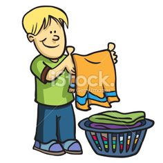 236x236 Towel Clipart Folded Laundry