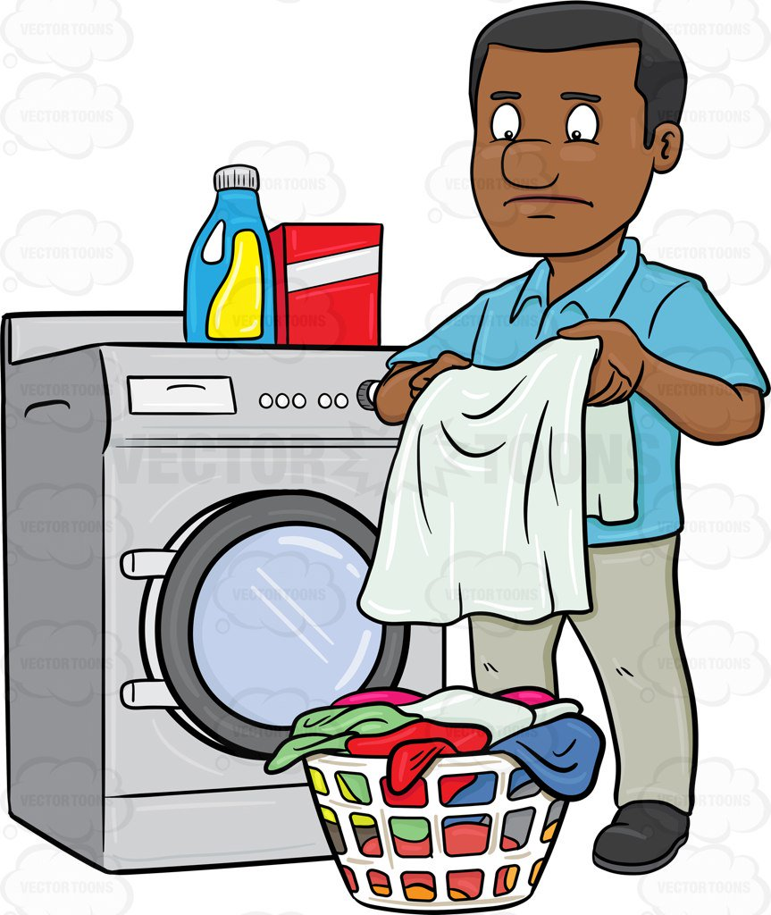 863x1024 Laundry Basket Clipart