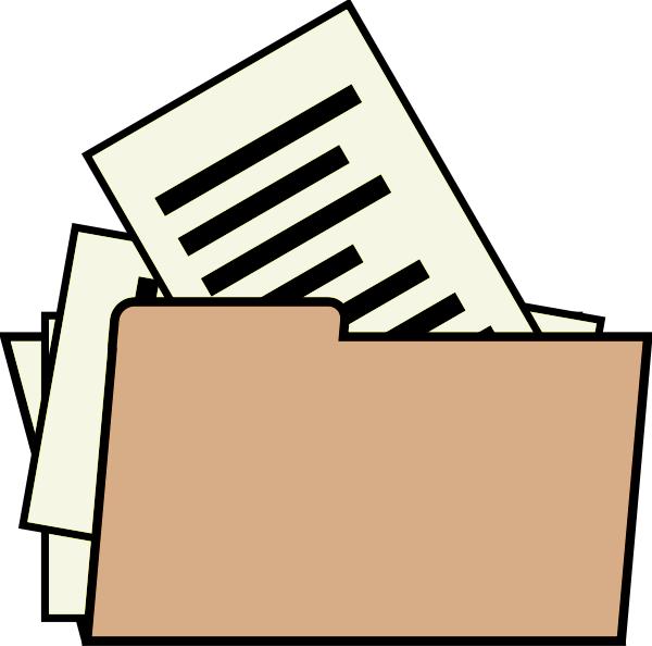 600x594 File Clipart