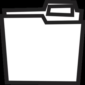 298x297 Folder Clip Art