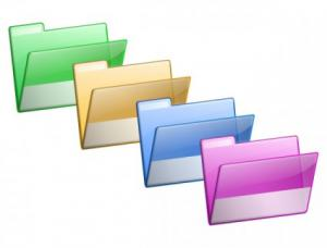 300x228 Folders Clip Art Download