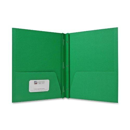 500x500 Green Folder Clip Art