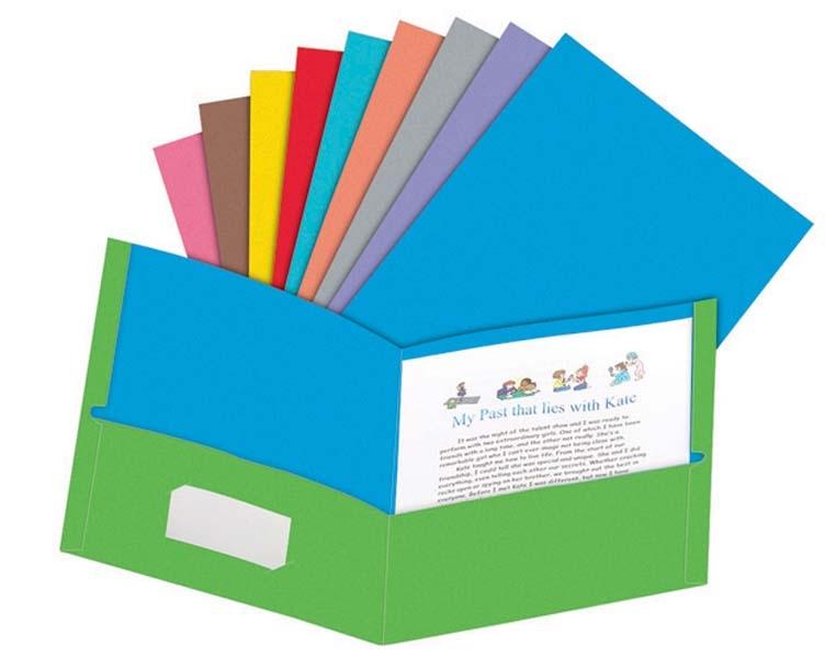 752x600 Green Clipart Pocket Folder