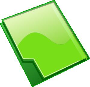 300x292 Closed Folder Clip Art