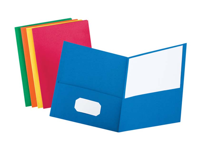 900x600 Colorful Clipart Folder