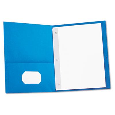 400x400 Blue Clipart Pocket Folder