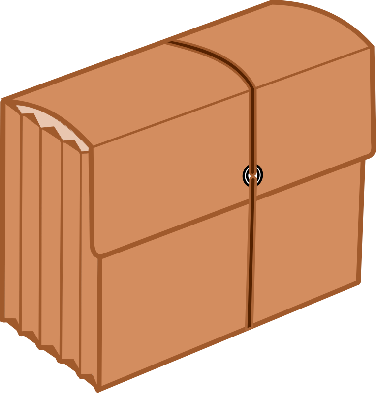 764x800 Box Clipart Folder
