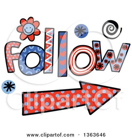 450x470 Follow Clip Art Cliparts